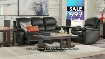 Rooms to Go January Clearance Sale TV Spot, 'Sofas & Recliners' - Thumbnail 8