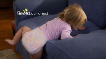 Pampers Cruisers TV Spot, 'Baby Relay' - Thumbnail 4