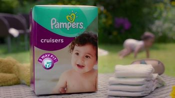 Pampers Cruisers TV Spot, 'Baby Relay' - Thumbnail 5