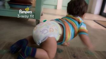 Pampers Cruisers TV Spot, 'Baby Relay' - Thumbnail 6