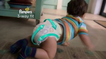Pampers Cruisers TV Spot, \'Baby Relay\'