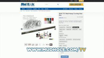 Mud Hole Custom Tackle TV Spot, 'Build Your Own Rod' - Thumbnail 5