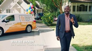 Publishers Clearing House Forever Prize TV Spot, 'Time Is Running Out' Featuring Wayne Brady - Thumbnail 1