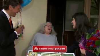 Publishers Clearing House Forever Prize TV Spot, 'Time Is Running Out' Featuring Wayne Brady