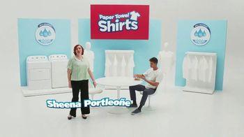 SafeAuto TV Spot, 'Paper Towel Shirts' - Thumbnail 2