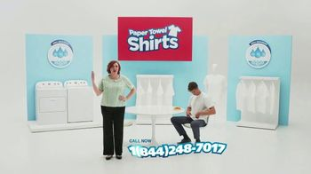 SafeAuto TV Spot, 'Paper Towel Shirts' - Thumbnail 8
