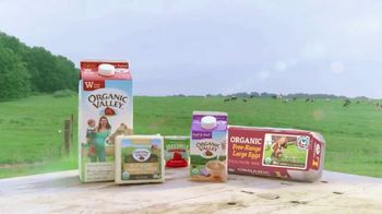 Organic Valley TV Spot, 'Who Decides Where Your Food Comes From?' - Thumbnail 7