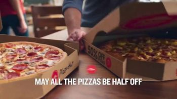 Pizza Hut TV Spot, 'Half Off Pizzas for January' - Thumbnail 2