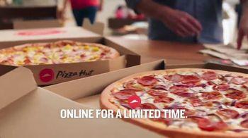 Pizza Hut TV Spot, 'Half Off Pizzas for January' - Thumbnail 4