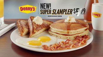 Denny's Super Slampler TV Spot, 'Still Out of Our Minds' - Thumbnail 9