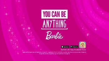 Barbie Rainbow Sparkle Hair TV Spot, 'Creating Our Own Looks' - Thumbnail 7