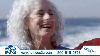 Home Oxygen 2-U OxyGo FIT TV Spot, 'Where Do You Go' - Thumbnail 1