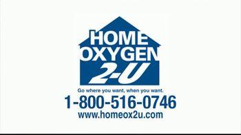 Home Oxygen 2-U OxyGo FIT TV Spot, 'Where Do You Go' - Thumbnail 10