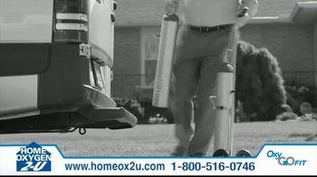 Home Oxygen 2-U OxyGo FIT TV Spot, 'Where Do You Go' - Thumbnail 3