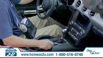 Home Oxygen 2-U OxyGo FIT TV Spot, 'Where Do You Go' - Thumbnail 4