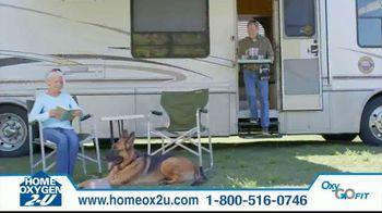 Home Oxygen 2-U OxyGo FIT TV Spot, 'Where Do You Go' - Thumbnail 6