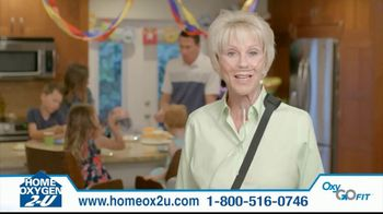 Home Oxygen 2-U OxyGo FIT TV Spot, 'Where Do You Go' - Thumbnail 8