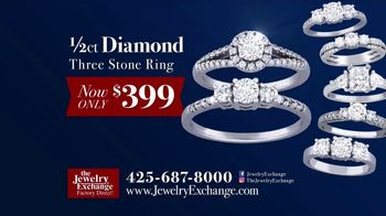 Jewelry Exchange TV Spot, 'Tanzanite and Diamonds' - Thumbnail 5