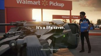 Walmart Grocery Pickup TV Spot, 'Famous Cars: Batman' - Thumbnail 10