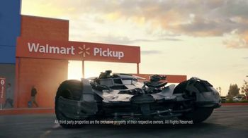 Walmart Grocery Pickup TV Spot, 'Famous Cars: Batman' - Thumbnail 6