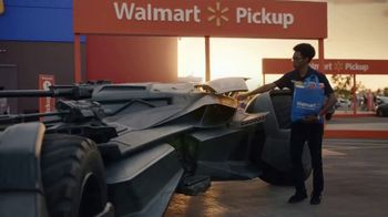 Walmart Grocery Pickup TV Spot, 'Famous Cars: Batman' - 664 commercial airings