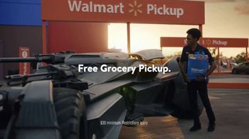 Walmart Grocery Pickup TV Spot, 'Famous Cars: Batman' - Thumbnail 8