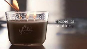 Glade Three-Wick Candles TV Spot, 'Amor' [Spanish]
