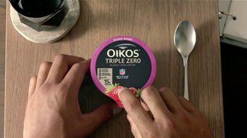 Oikos Triple Zero TV Spot, 'The Official Yogurt of Fueling Your Hustle' Featuring Dak Prescott - Thumbnail 1