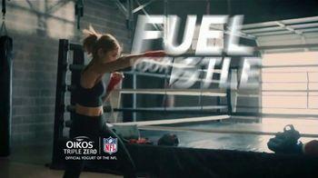 Oikos Triple Zero TV Spot, 'The Official Yogurt of Fueling Your Hustle' Featuring Dak Prescott - Thumbnail 10
