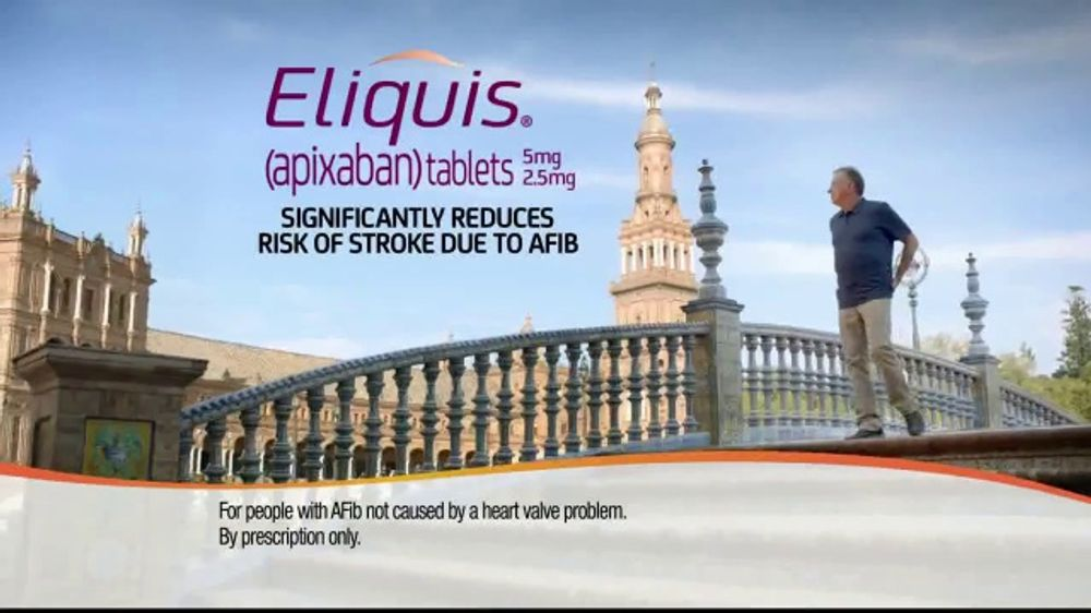 ELIQUIS TV Commercial, 'Travel'