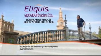 ELIQUIS TV Spot, \'Travel\'