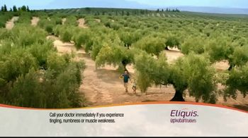 ELIQUIS TV Spot, 'Travel' - Thumbnail 8