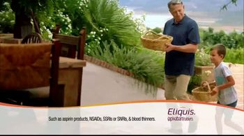 ELIQUIS TV Spot, 'Travel' - Thumbnail 9