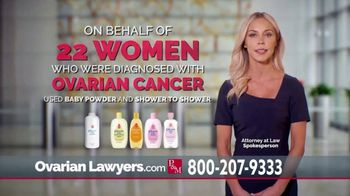 Pintas & Mullins Law Firm TV Spot, 'Ovarian Cancer Patients'