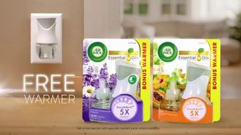 Air Wick Scented Oil Warmer TV Spot, 'Perfect Amount' - Thumbnail 6