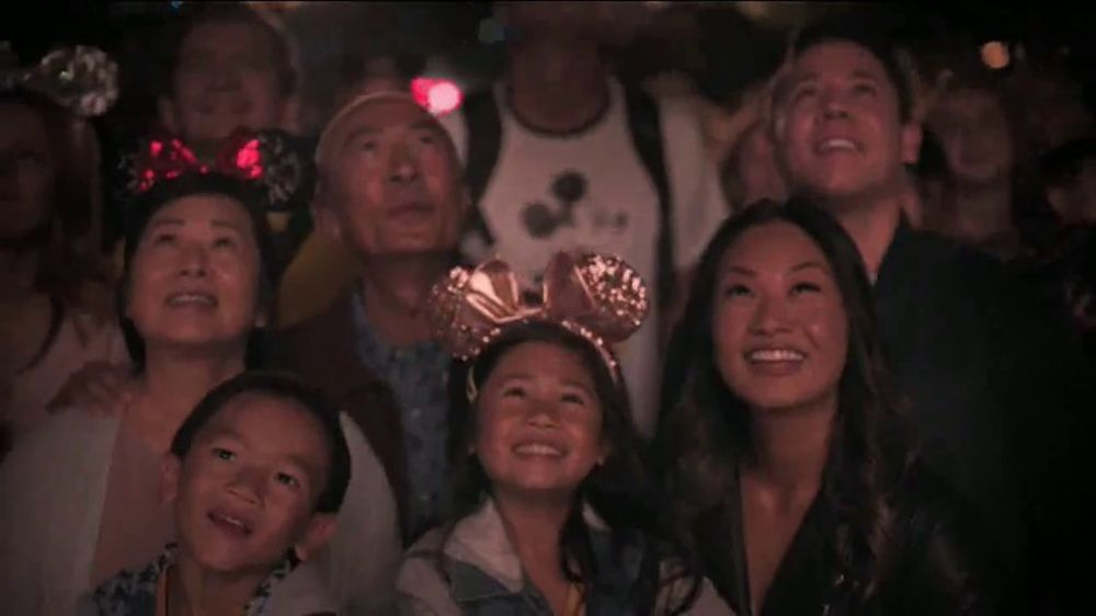 Disneyland TV Commercial, 'Time to Make Some Magic'
