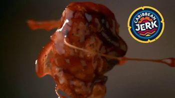 Zaxby's Boneless Wings Meal TV Spot, 'Caribbean Jerk Sauce'