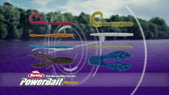 Berkley Fishing PowerBait MaxScent TV Spot, 'Bold'