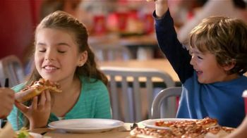Peter Piper Pizza TV Spot, 'Here's to the Family' - Thumbnail 3