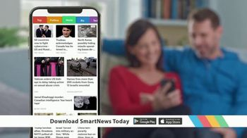 SmartNews TV Spot, 'News From All Sides'