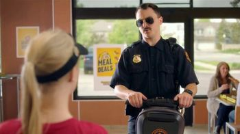 Hungry Howie's Meal Deals TV Spot, 'Mall Cop' - Thumbnail 2