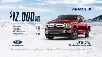 2018 Ford F-150 TV Spot, 'This Is Your Best Chance' [T2] - Thumbnail 10