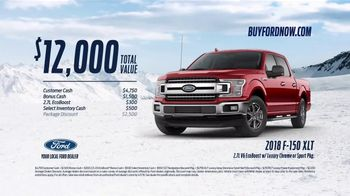 2018 Ford F-150 TV Spot, 'This Is Your Best Chance' [T2] - Thumbnail 9