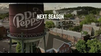 Dr Pepper TV Spot, 'Fansville Season 2 Teaser Trailer' Featuring Rob Raco, Eddie George - Thumbnail 1