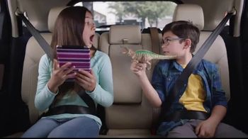 Frito Lay Classic Mix TV Spot, \'Car Pestering\'