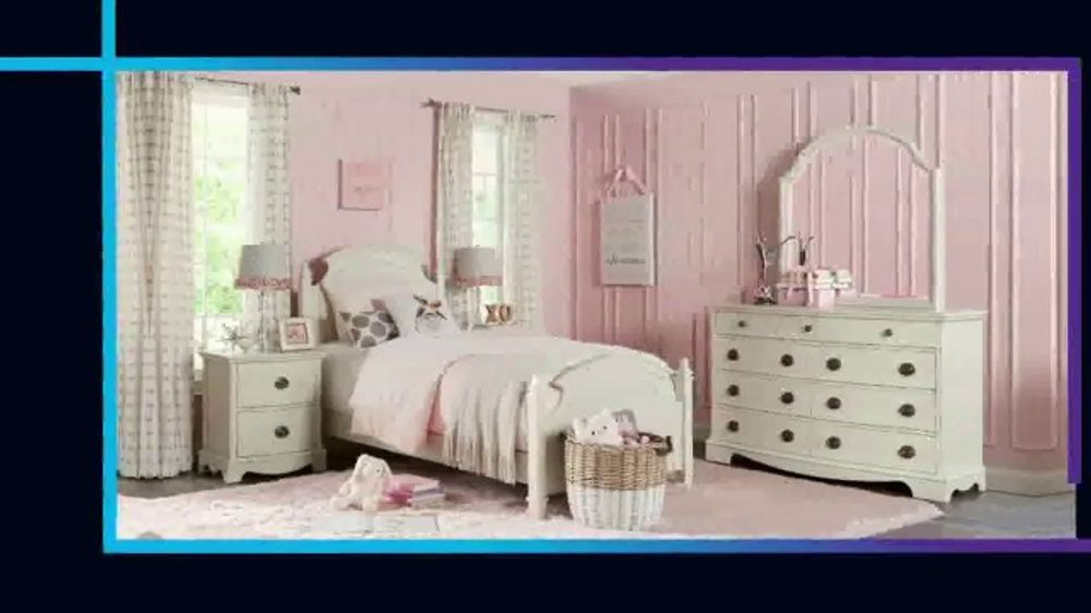 . Rooms to Go Kids January Clearance Sale TV Commercial   Dresser   Mirror     Video