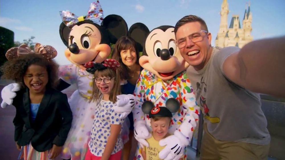 Walt Disney World TV Commercial, 'Get Your Ears On' - Video