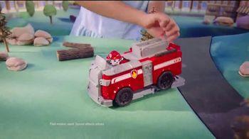 Paw Patrol Ride & Rescue Vehicles TV Spot, 'Transform' - Thumbnail 8