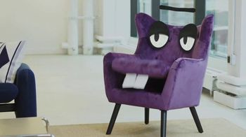 Stash TV Spot, 'Don't Invest in a Talking Chair'