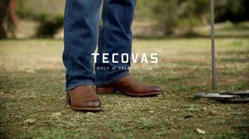 Tecovas TV Spot, 'Feel Comfortable: Terrible With Horseshoes' - Thumbnail 10